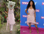 SZA In Rodarte - 2018 MTV VMAs