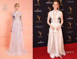Sarah Drew In Rami Kadi - 70th Los Angeles Area Emmy Awards