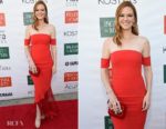 Sarah Drew In Sachin & Babi - Festival of Arts Celebrity Benefit Event