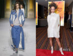 Sasha Lane In Balmain - 'The Miseducation Of Cameron Post' New York Screening