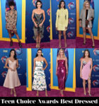 2018 teen choice awards best dressed