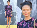 Thandie Newton In The Vampire's Wife - 'Yardie' London Premiere
