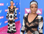 Tiffany Haddish In Naeem Khan - 2018 MTV VMAs