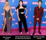 2018 MTV VMAs Fashion Critics' Roundup