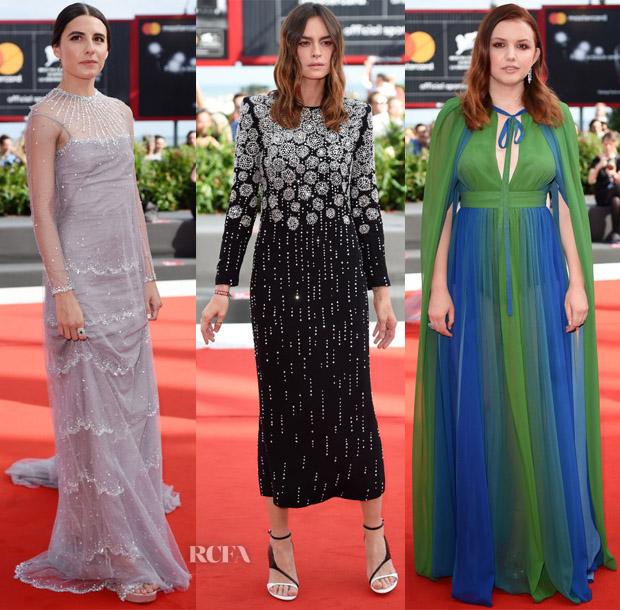 'My Brilliant Friend' (L'Amica Geniale) Venice Film Festival Premiere