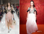 Alicia Vikander In Louis Vuitton - BVLGARI: Tribute to Femininity