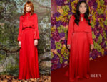 Awkwafina In John Paul Ataker - 'Crazy Rich Asians' London Screening