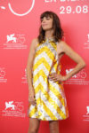 Berenice Bejo In Miu Miu - 'La Quietud (The Quietitude)' Venice Film Festival Photocall & Premiere
