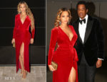 Beyonce Knowles In Alexandre Vauthier - B at 36