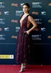 Blanca Suarez In Alberta Ferretti Limited Edition Collection & Pedro del Hierro - 'Tiempo Despues' San Sebastian Film Festival Photocall & Premiere
