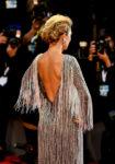 Carolina Crescentini In Alberta Ferretti Limited Edition - 'Suspiria' Venice Film Festival Premiere
