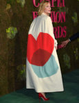 Cate Blanchett In Stella McCartney Green Carpet Collection - Green Carpet Fashion Awards Italia 2018
