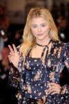 Chloe Grace Moretz In Louis Vuitton - Suspiria' Venice Film Festival Premiere