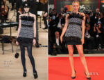 Chloe Sevigny In Chanel - 'At Eternity's Gate' Venice Film Festival Premiere