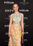 Elle Fanning In Miu Miu - The HFPA And InStyle's TIFF Party