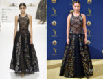 Emilia Clarke In Christian Dior Haute Couture - 2018 Emmy Awards