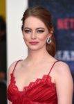 Emma Stone In Louis Vuitton - Netflix Presents The World Premiere Of 'Maniac'