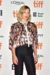 Lea Seydoux In Louis Vuitton - 'Kursk' Toronto International Film Festival Premiere