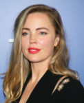 Melissa George In Schiaparelli Haute Couture - Hulu's 'The First' Los Angeles Premiere