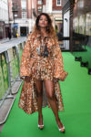 M.I.A. In Burberry - 'MATANGI / MAYA / M.I.A' London Premiere