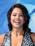Gina Rodriguez In Missoni - 'Smallfoot' LA Premiere