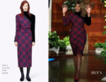 Jennifer Hudson In Marc Jacobs - The Ellen DeGeneres Show