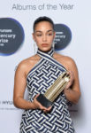 Jorja Smith In Jean Paul Gaultier Haute Couture - Mercury Prize 2018
