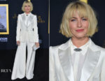 Julianne Hough In Jenny Packham Archive - 'A Star Is Born' LA Premiere