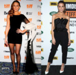 Kate Beckinsale In Georges Chakra Couture & Johanna Ortiz - 2018 Toronto International Film Festival