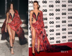 Kate Beckinsale In Julien Macdonald - GQ Men Of The Year Awards 2018