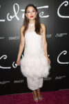 Keira Knightley In Chanel Couture - 'Colette' LA Premiere