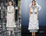 Keira Knightley In Chanel Haute Couture - Opening Season Paris Opera Ballet