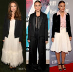 Keira Knightley In Chanel - Toronto International Film Festival