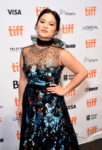 Kelly Marie Tran in Reem Acra 'Sorry For Your Loss' Toronto International Film Festival Premiere