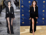 Keri Russell In Zuhair Murad Couture - 2018 Emmy Awards