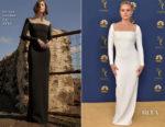 Kristen Bell In Solace London - 2018 Emmy Awards