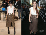 Laia Costa In Chanel - 'Life Itself' LA Premiere