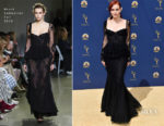 Madeline Brewer In Brock Collection - 2018 Emmy Awards