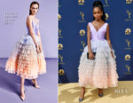 Marsai Martin In Viktor & Rolf Soir - 2018 Emmy Awards