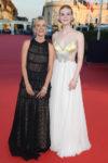 Melanie Laurent In Azzedine Alaïa - 'Galvetstone' Deauville American Film Festival Premiere