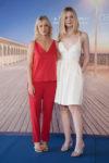 Melanie Laurent In Paule Ka & Azzedine Alaïa - 'Galvetstone' Deauville American Film Festival Photocall & Premiere