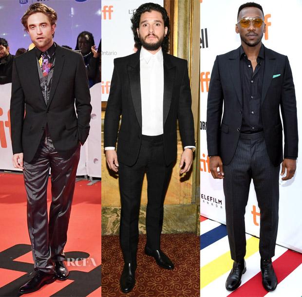 Menswear Red Carpet Roundup