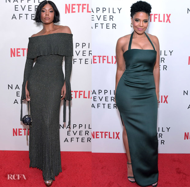 Netflix's 'Nappily Ever After' LA Premiere