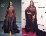 Nicki Minaj In Pamella Roland - Daily Front Row's 2018 Fashion Media Awards