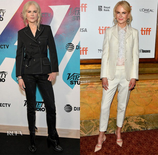 Nicole Kidman In Chloé & Bottega Veneta - 2018 Toronto International Film Festival