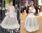 Penelope Cruz In Chanel Haute Couture - 2018 Emmy Awards