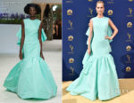 Poppy Delevingne In Giambattista Valli Haute Couture - 2018 Emmy Awards