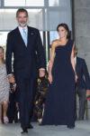 Queen Letizia of Spain In Pedro del Hierro – 'Vega-3' & 'Fausto'