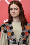 Raffey Cassidy In Louis Vuitton & Oscar de la Renta - 'Vox Lux' Venice Film Festival Photocall & Premiere