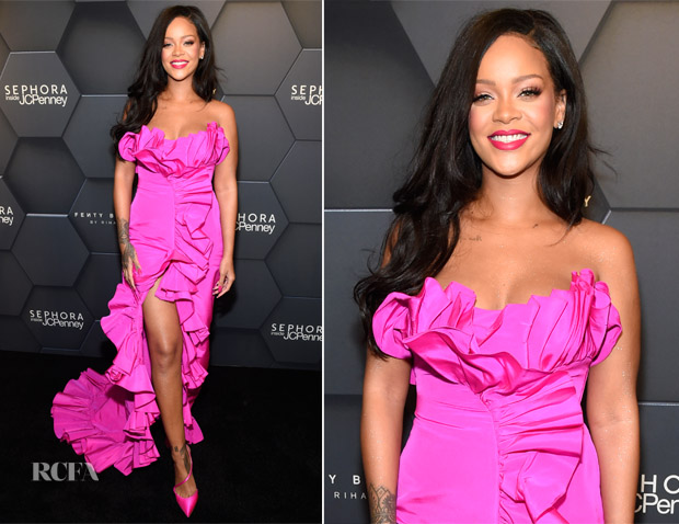 Rihanna Celebrates Fenty Beauty's 1-Year Anniversary
